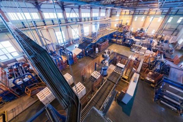 מפעל לייצור אלומיניום